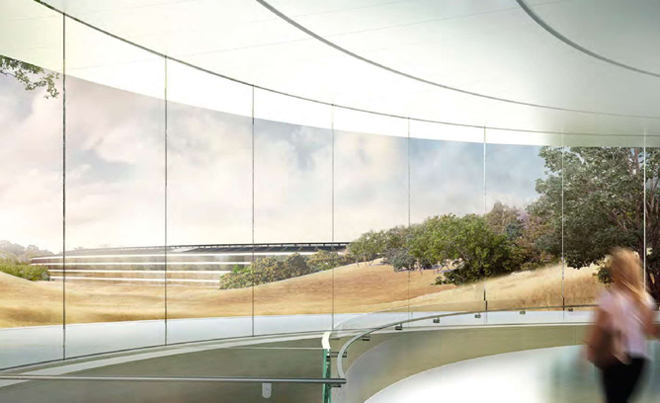 Apple S Headquarters New Pictures Amp Video