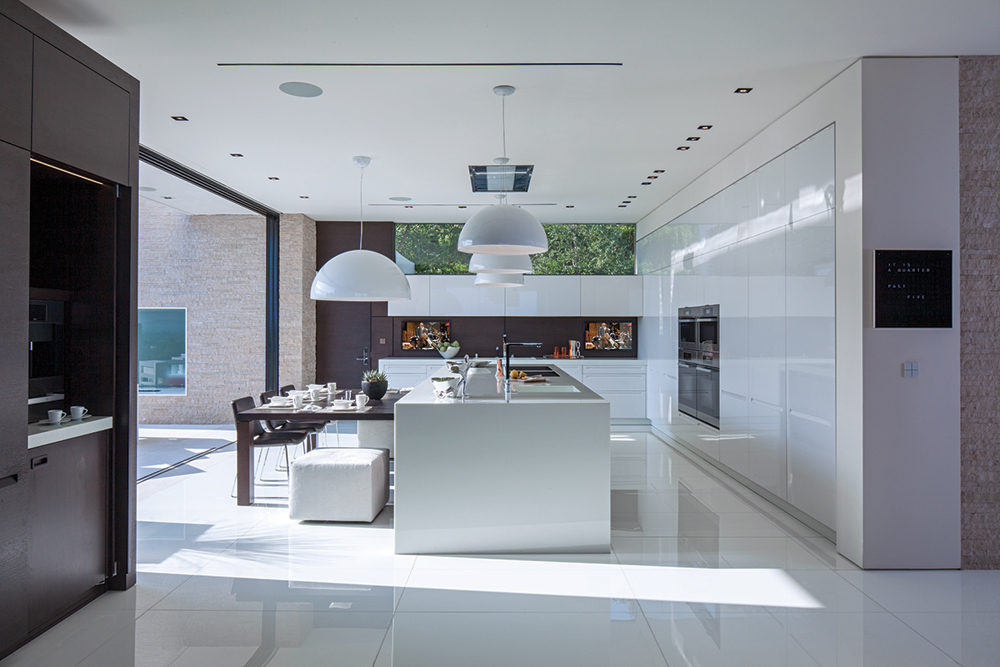 Kitchen Diner - A spectacular beverly hills house