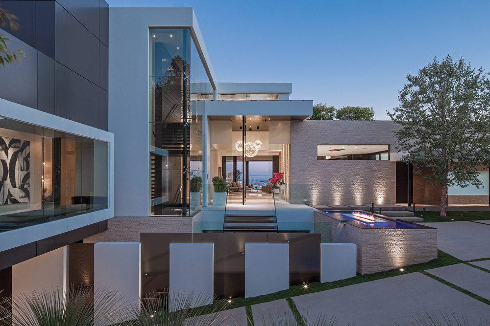 Contemporary Architecture - A spectacular beverly hills house