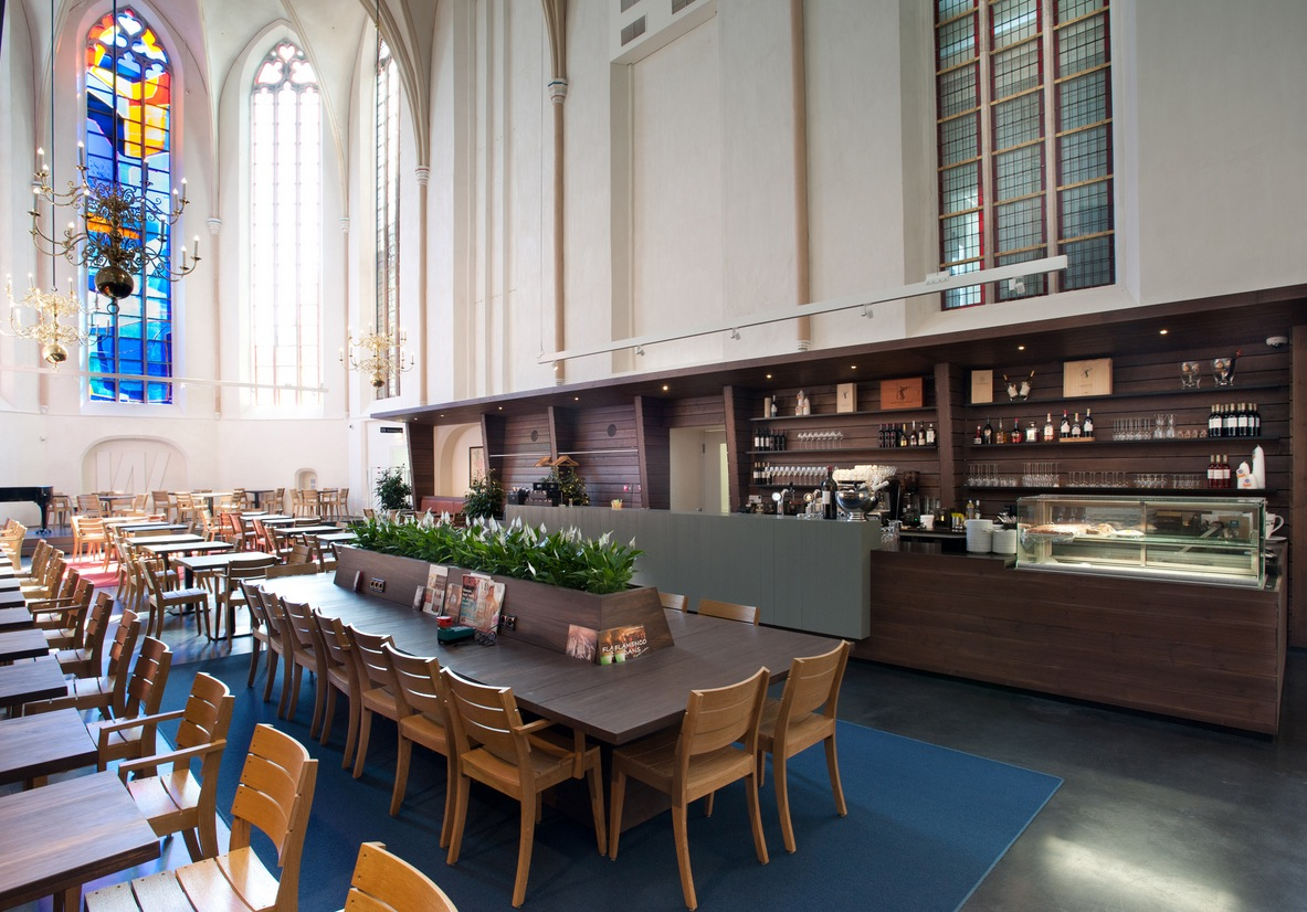 Church Cafeteria Interior Design Ideas