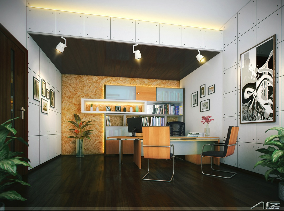 Incredible Beautiful Home Offices Workspaces Largest Home Design Picture Inspirations Pitcheantrous