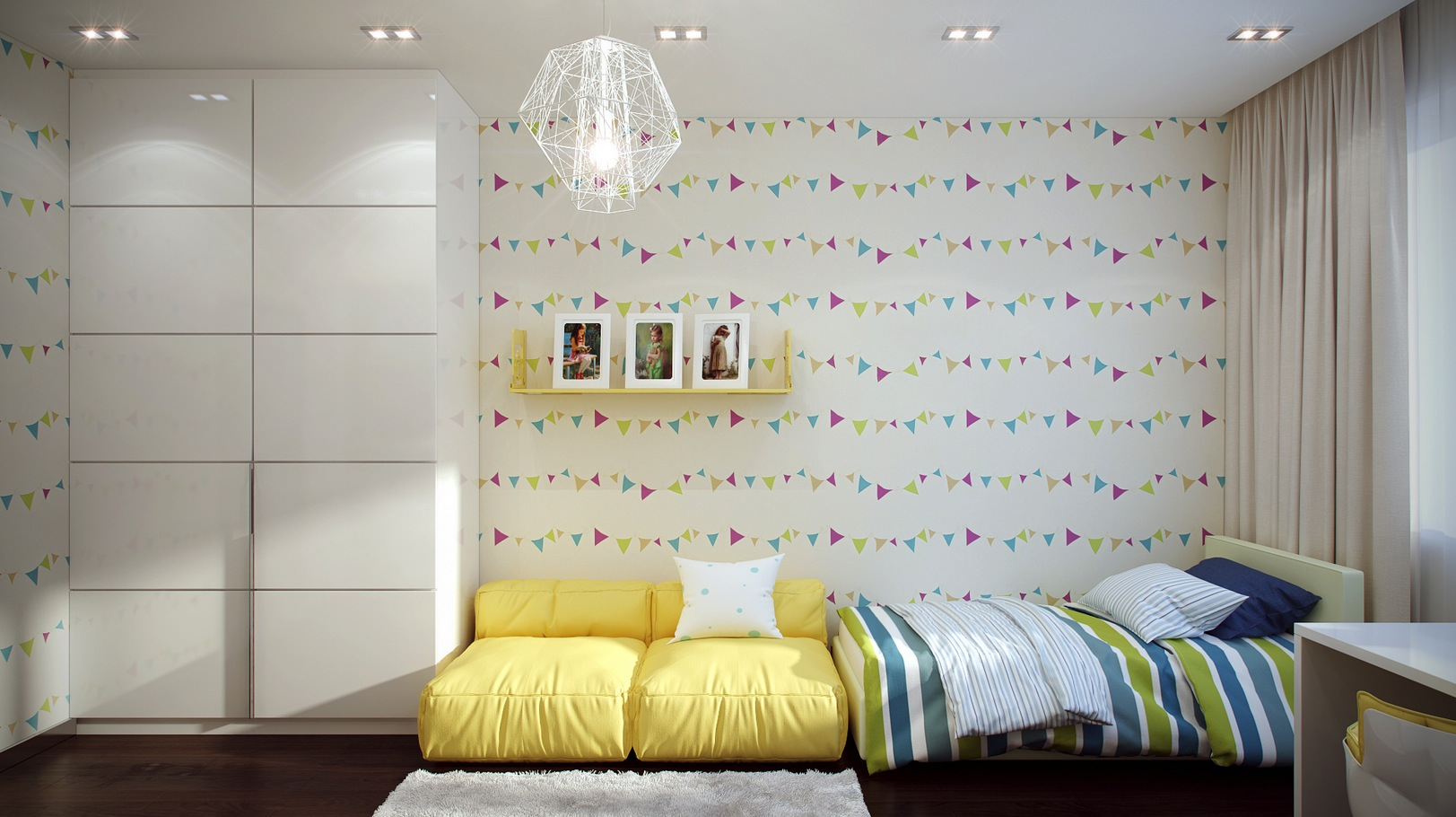 Comkids Rooms Colors : Casting Color Over Kids Rooms