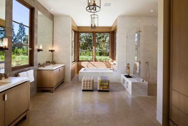 Large bathroom design interior design ideas for Large bathroom designs