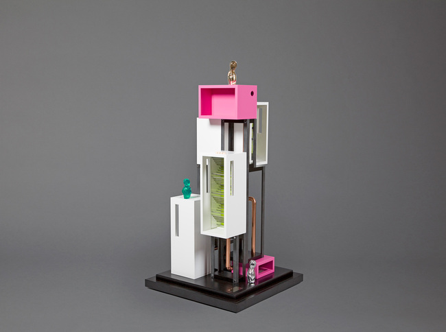 Creative Tower Dollhouse - Dollhouses designed by star architects
