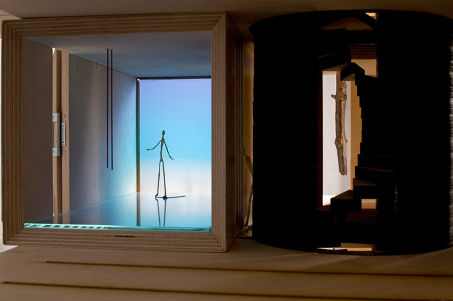 Dollhouse Silhouette - Dollhouses designed by star architects