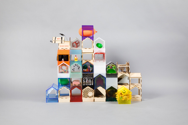 Jigsaw Dollhouse Make Architects - Dollhouses designed by star architects