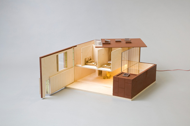 Modern Dollhouse - Dollhouses designed by star architects