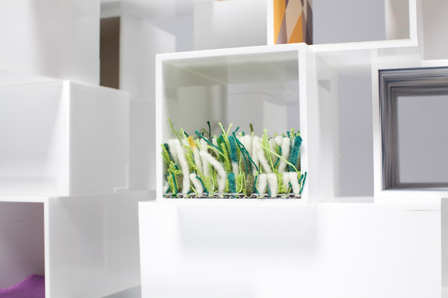 Modern White Dollhouse - Dollhouses designed by star architects