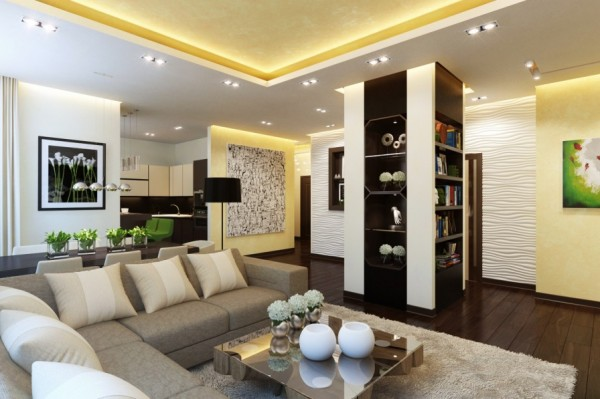 Open Plan Layouts for Modern Homes