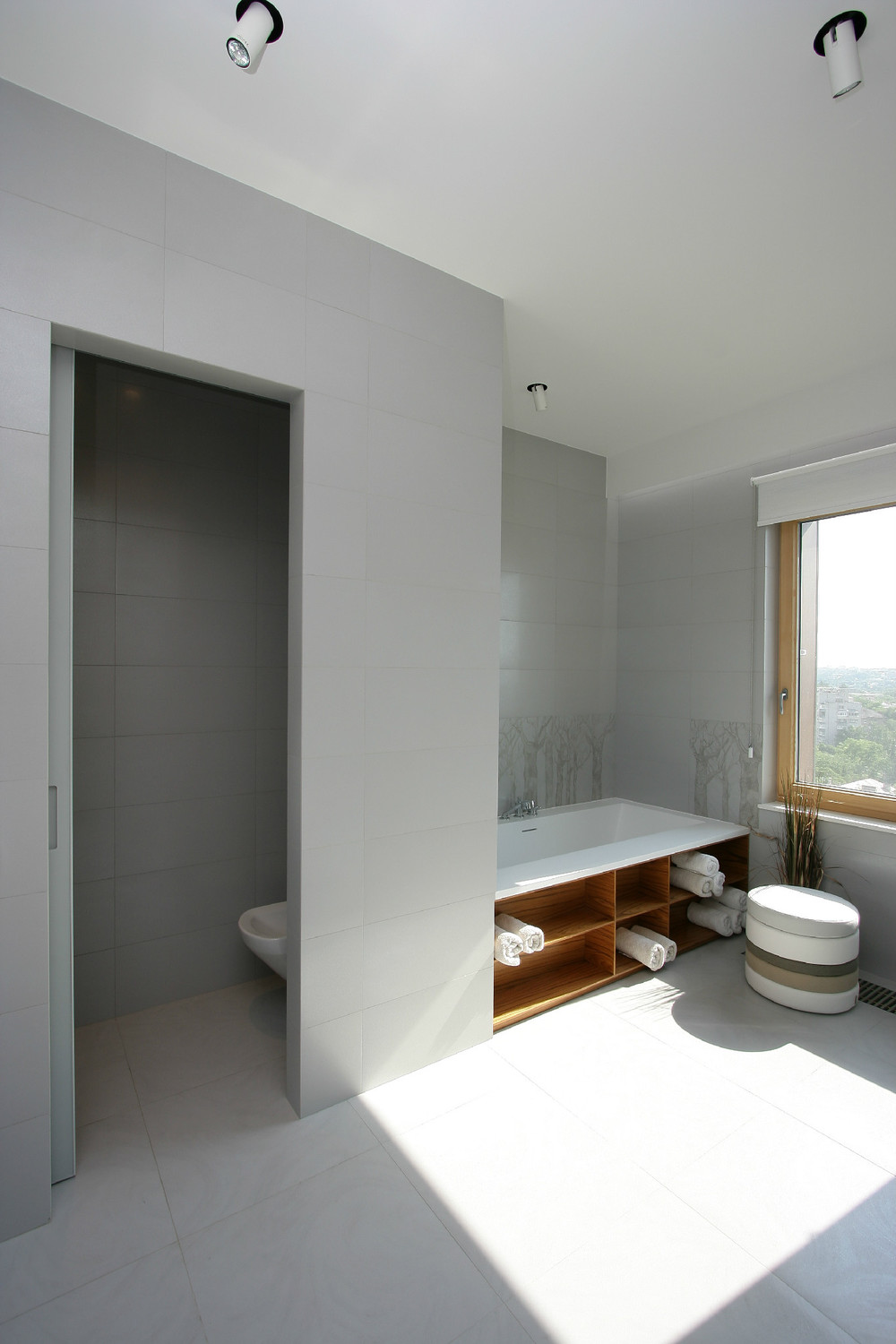 Under Bath Storage - Glowing interior designs