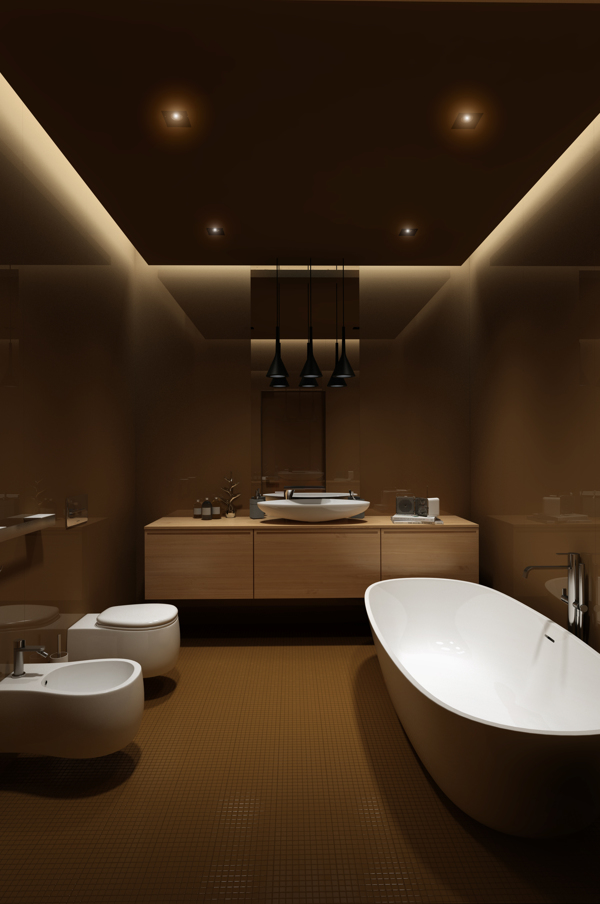 luxury decor bathroom sophisticated room designs with stripped back style