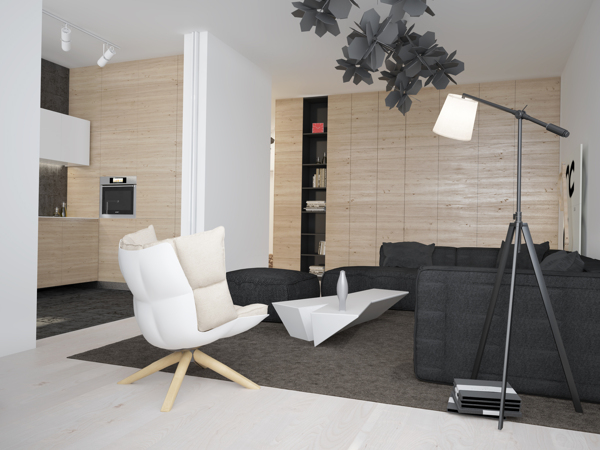 Contrast In Interior Design as well Studio Interior Design Ideas additionally 366902700866485133 as well 7 Feature Wall further Weheartit. on sophisticated room designs with stripped back style