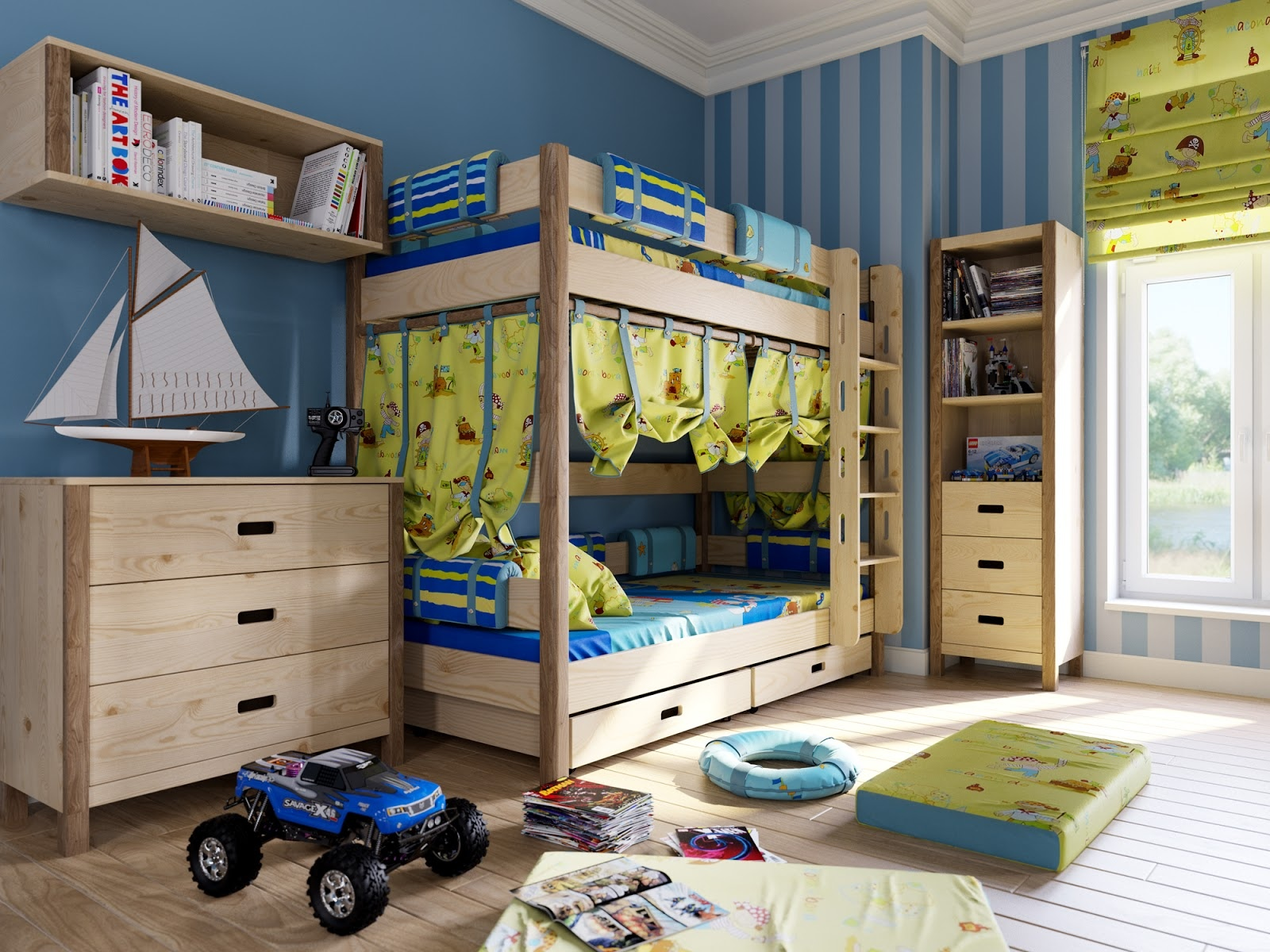 Childrens Room Decor Interior Design Ideas