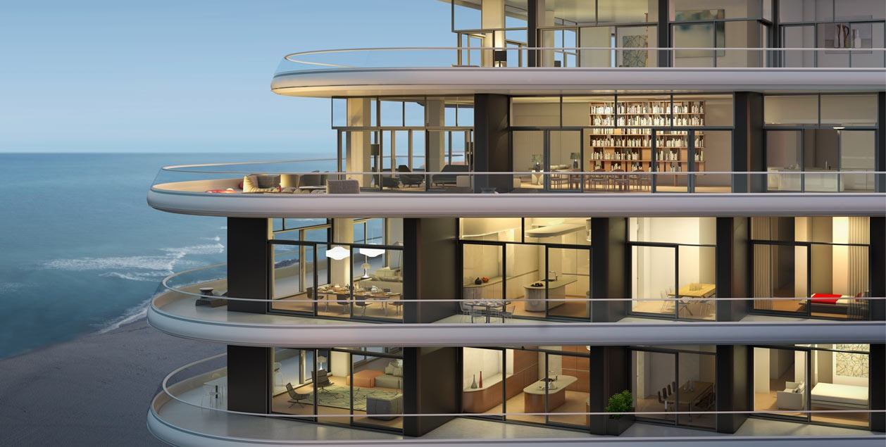 faena house miami beachside penthouse with layers of luxury