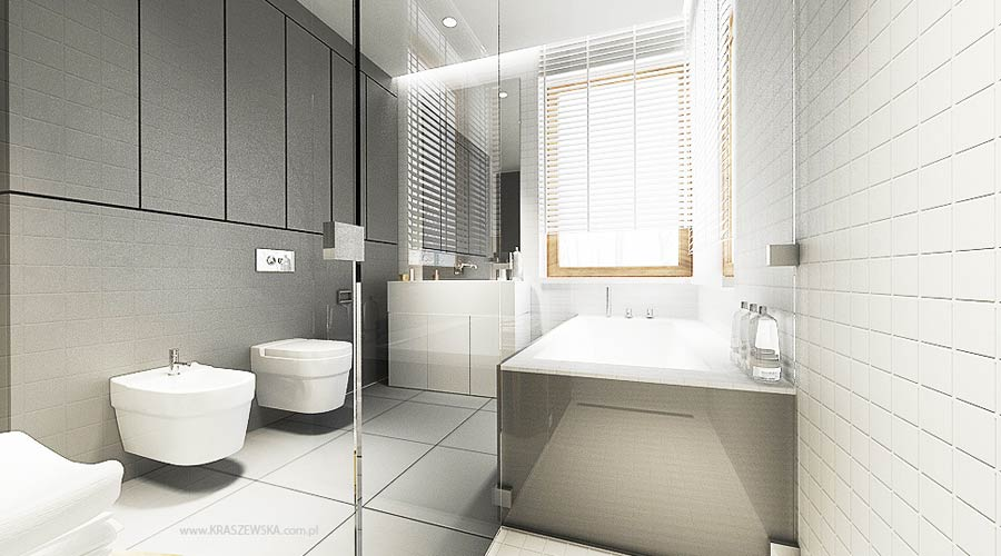 New Modern Bathroom Tile Tiled Showers Design Interiors White Tiles Modern