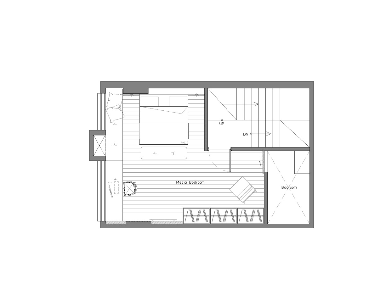 Bedroom Plan