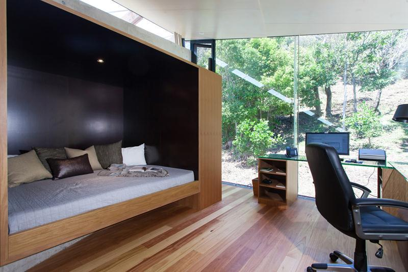 Built In Day Bed - The wing house australia