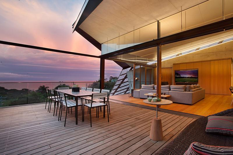 Deck - The wing house australia