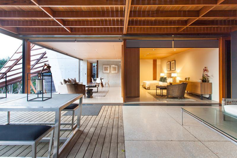 Wooden Ceilings - The wing house australia
