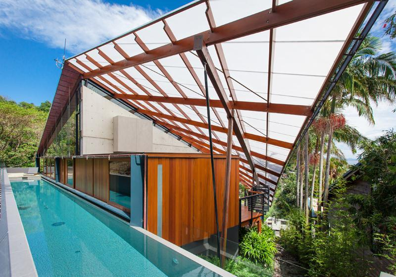 Swimming Pool - The wing house australia