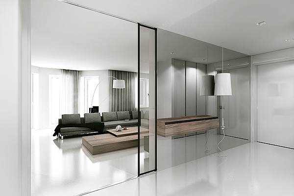 contemporary interior