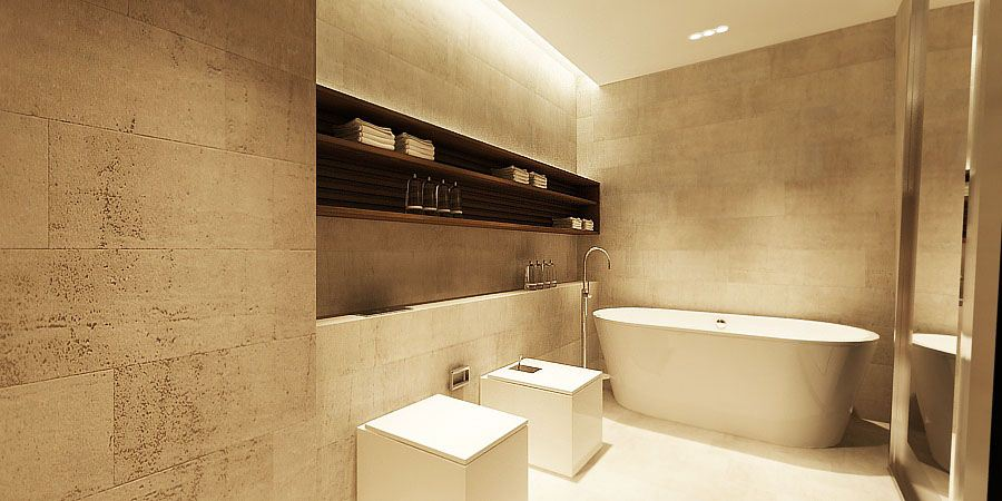Dreamy interiors for Latest bathroom interior