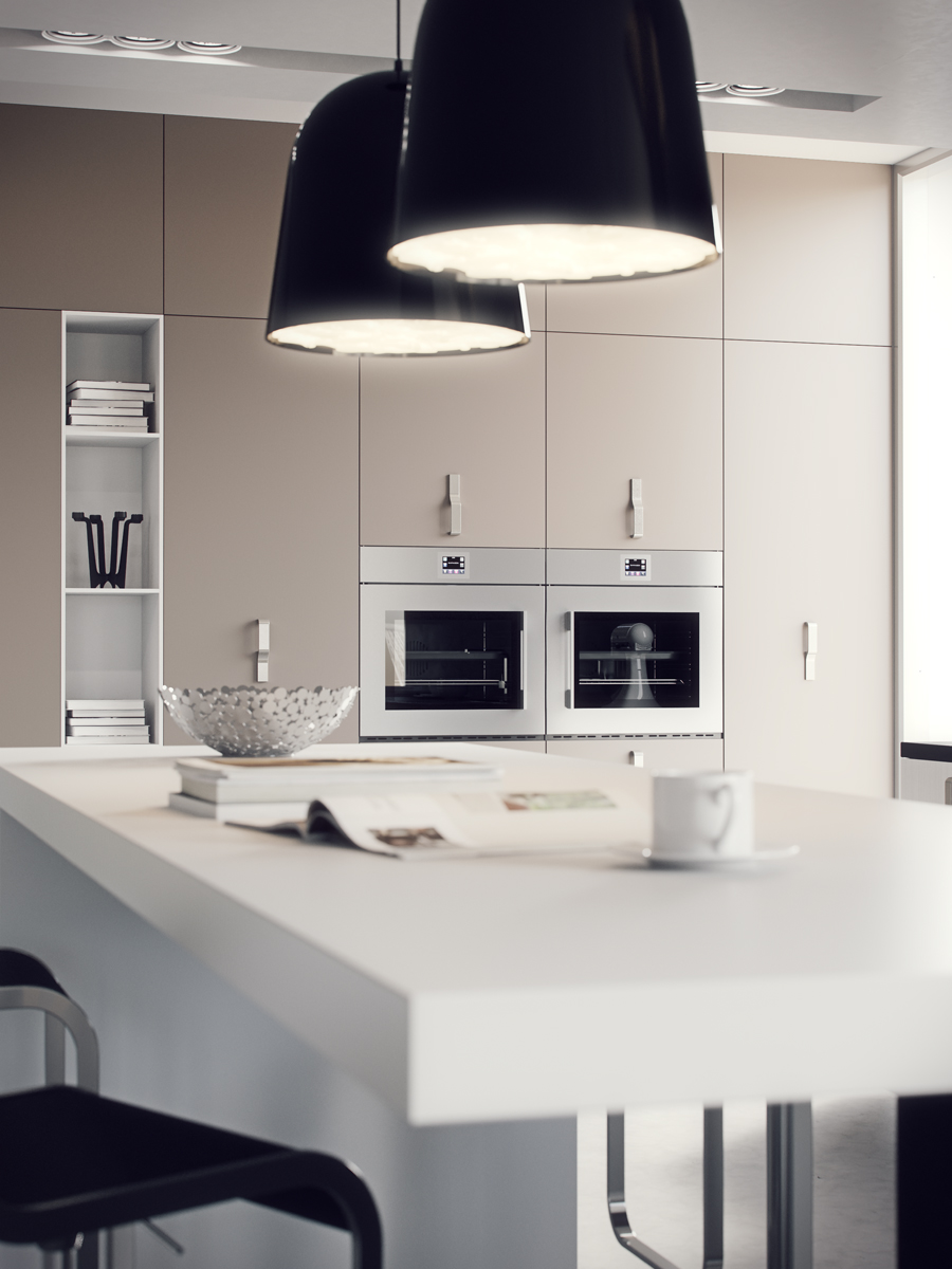 Kitchen layouts and lovely lighting Pendant lighting for kitchen