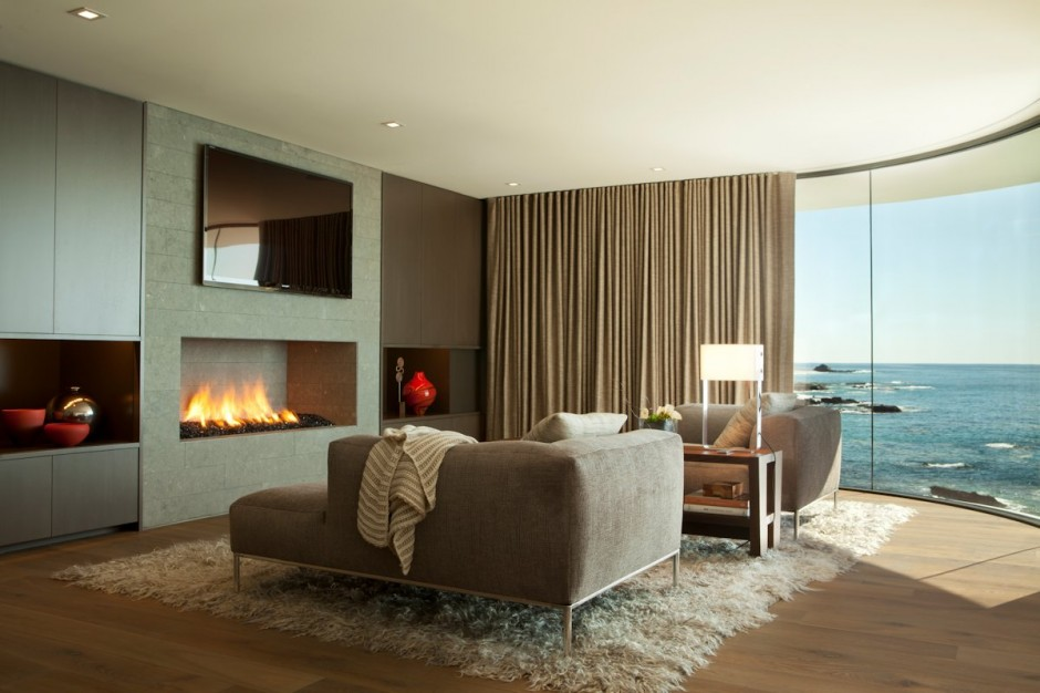 Cozy lounge decor | Interior Design Ideas.