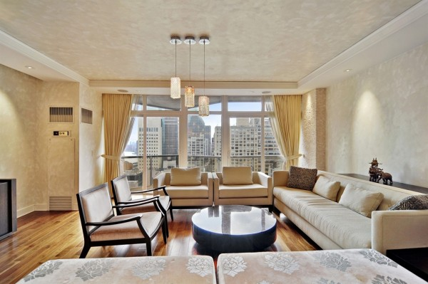 Pay $13,000 per month for one of Manhattan's premier white glove condominiums in 100 United Nations Plaza.