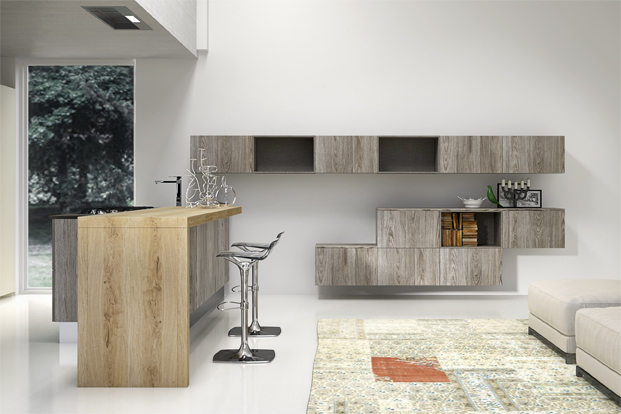 Rustic Kitchen - Kitchen designs with unusual choices