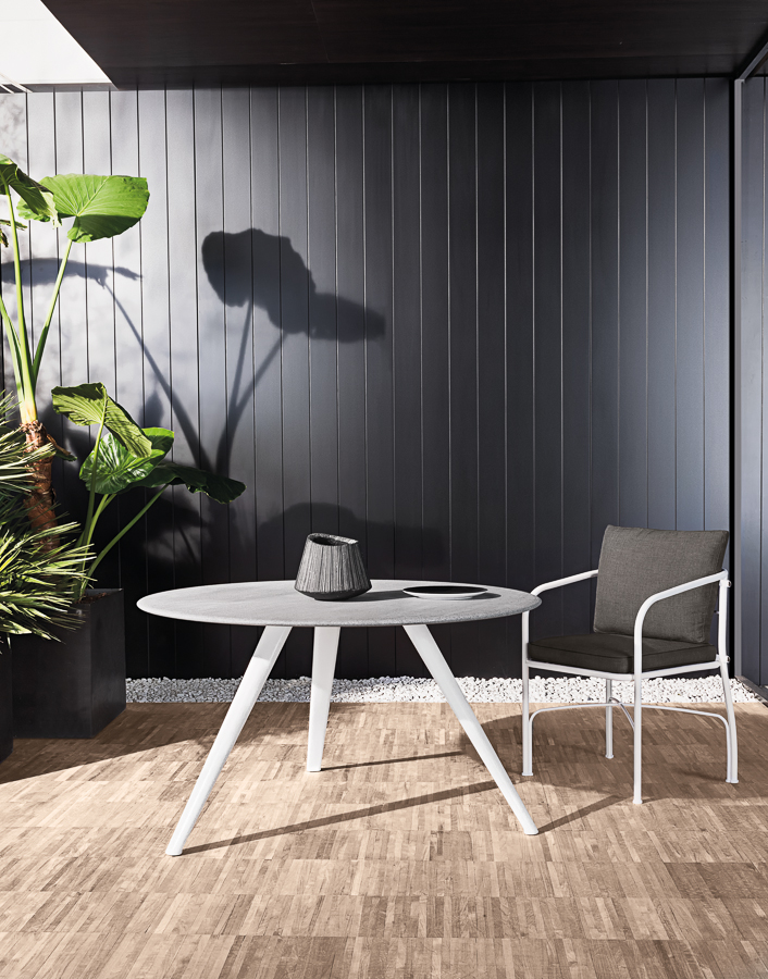 Small Dining Table - Atmospheric room designs