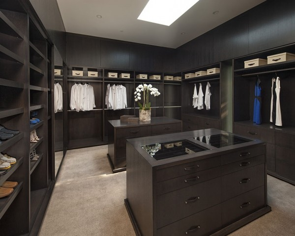 Amazing Modern Walk In Closet Walk In Closet