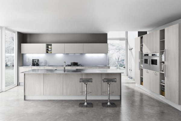 Kitchen designs with unusual choices for Quirky modern kitchen