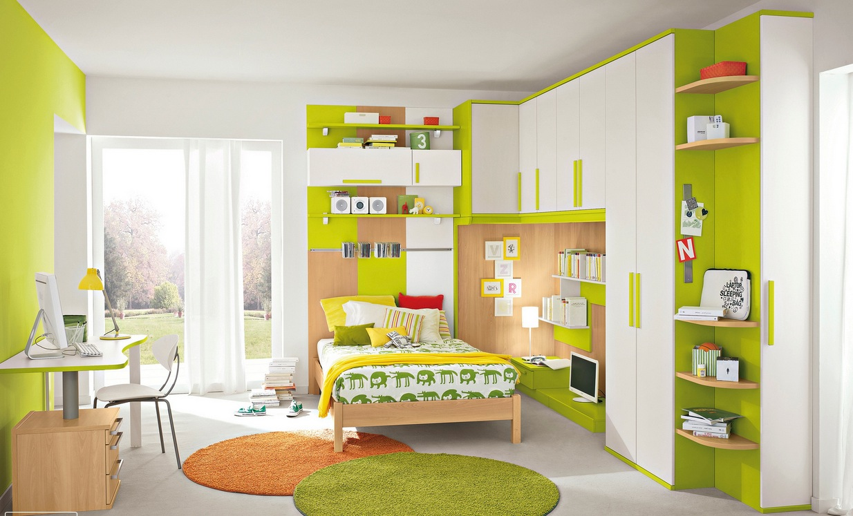 Modern kid 39 s bedroom design ideas for Muebles design