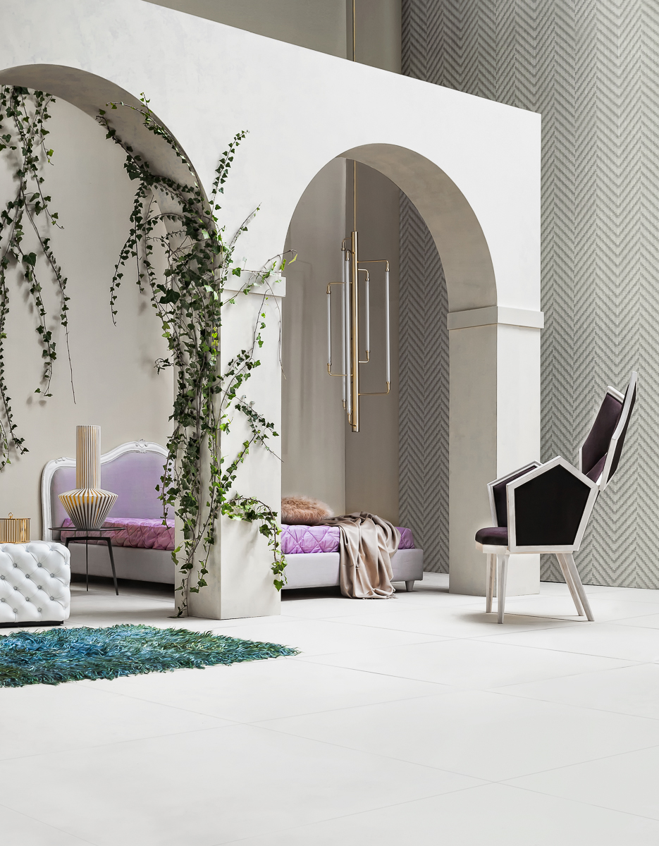Arched Architecture - Atmospheric room designs