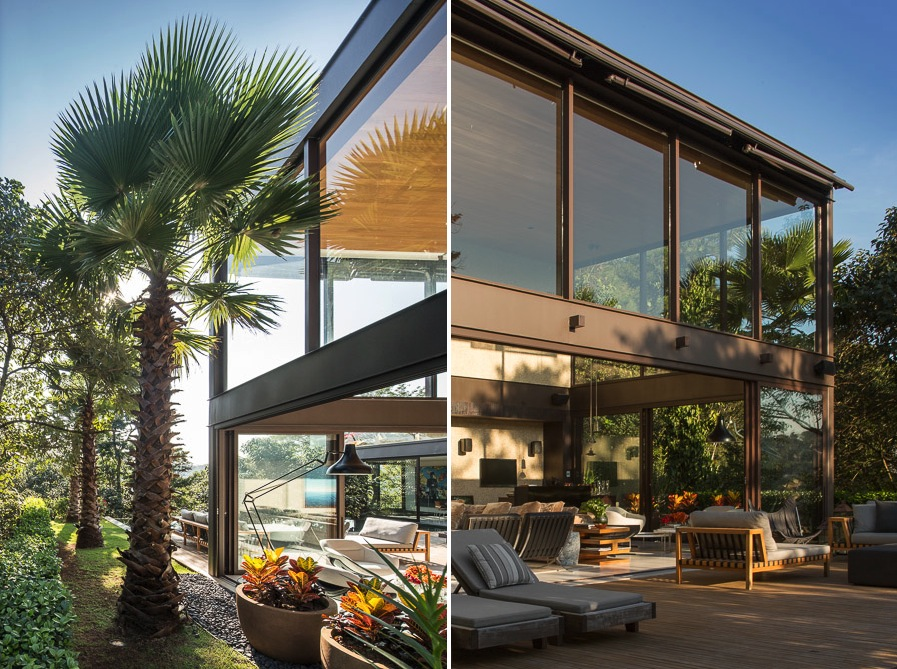Palm Tree - Sunny open plan limantos residence