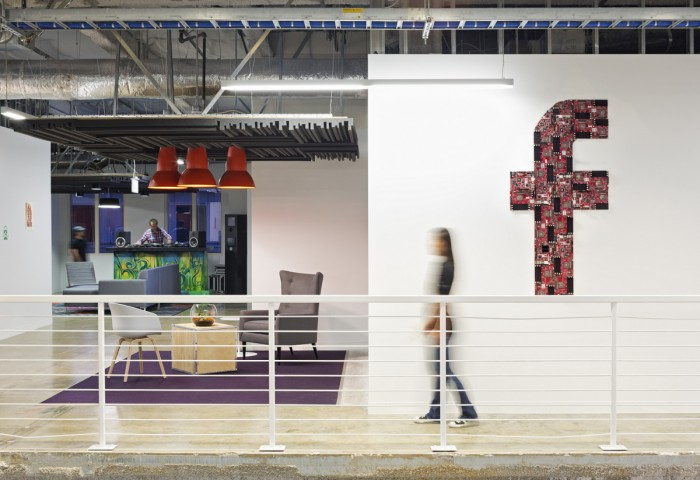 Facebook offices interior design ideas for Home architecture facebook