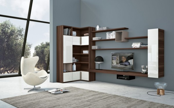 32 - Designer Wall Units For Living Room