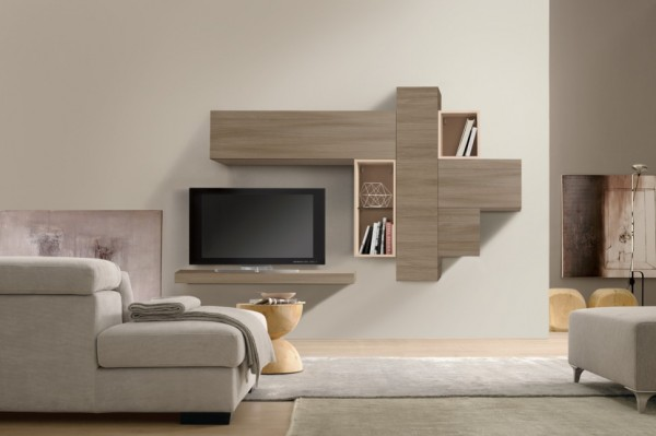 Living Room Bookshelves 30