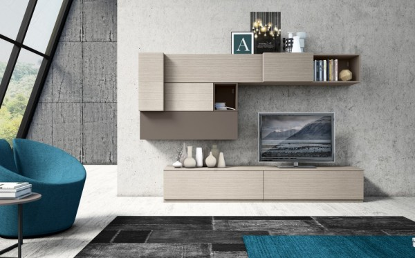 This Type Of Multifunctional Unit Arrangement Also Creates A Great Solution  For An Entertainment Wall, Giving Ample Opportunities To Neatly House TVs  And ...