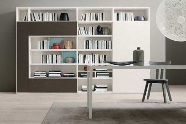 Living Room Bookshelves 48