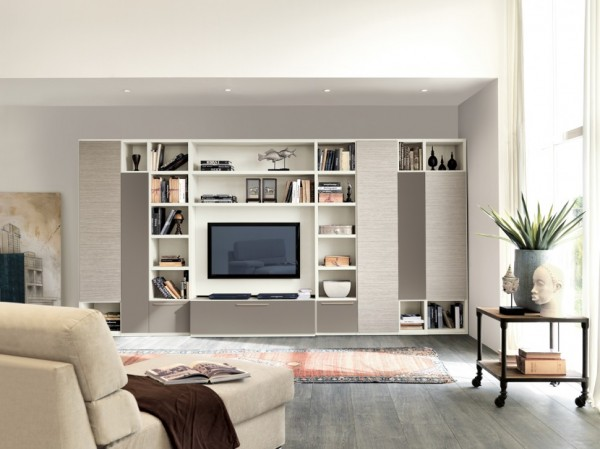 Living Room Bookshelves 49