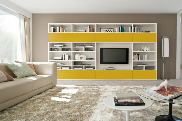 Living Room Bookshelves 51