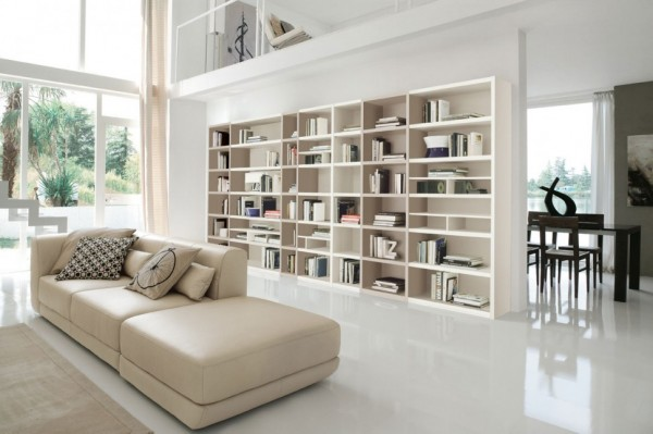Living Room Bookshelves 61