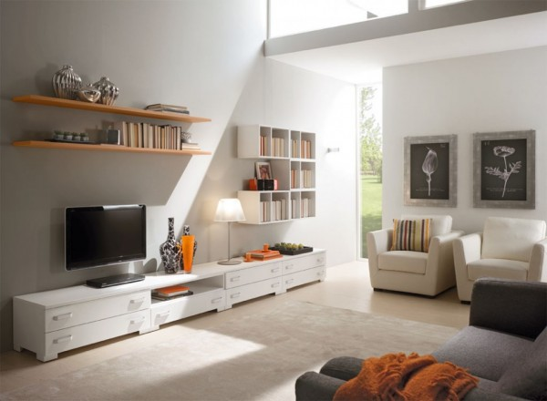 Living Room Furniture Tv Units modern living room wall units with storage inspiration
