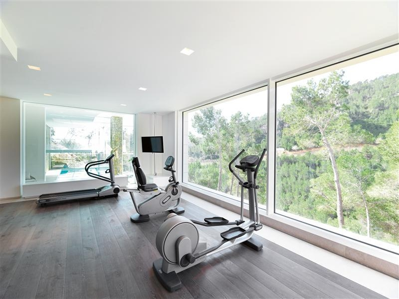 home gym | Interior Design Ideas.