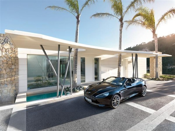 luxury car home