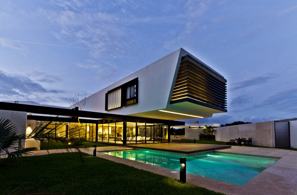 Modern work of mexican architecture - Architecture and design ...