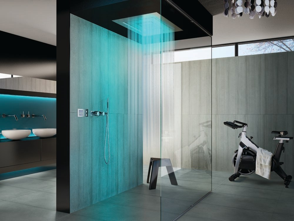 Shower room design for Bad in design