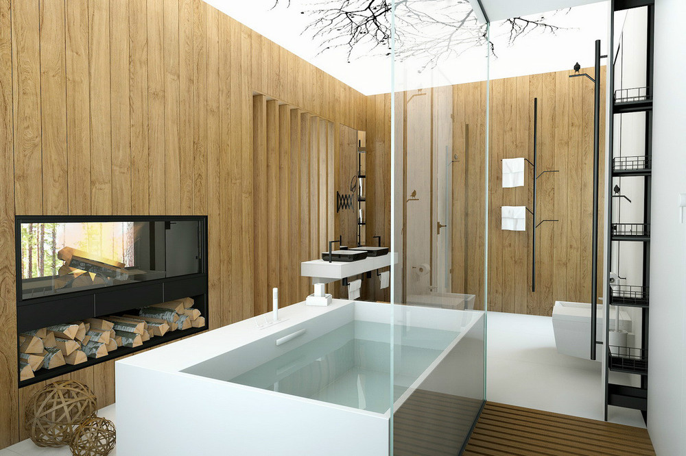 Lovely An In Depth Look At 8 Luxury Bathrooms Part 32